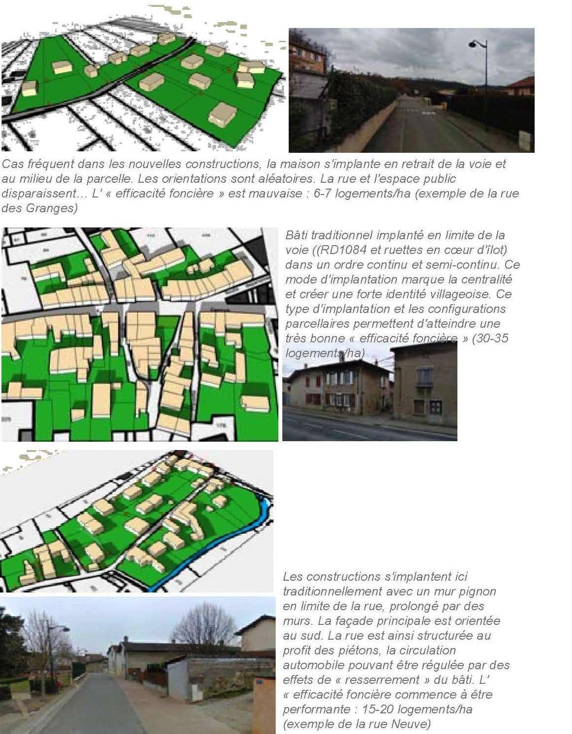 Insertion Urbaine Et Architecturale Dagneux